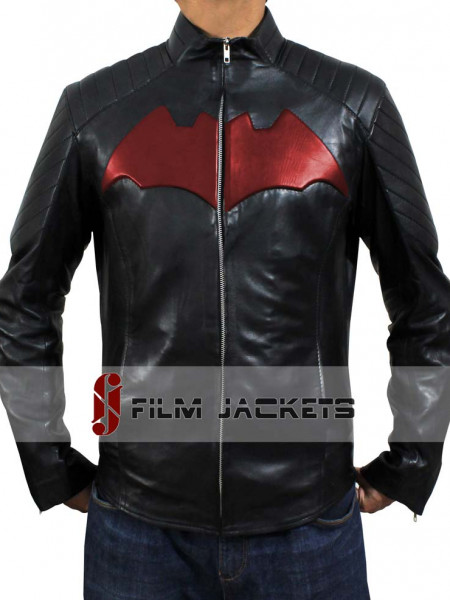 Batman Beyond animated series Jacket  Infographic