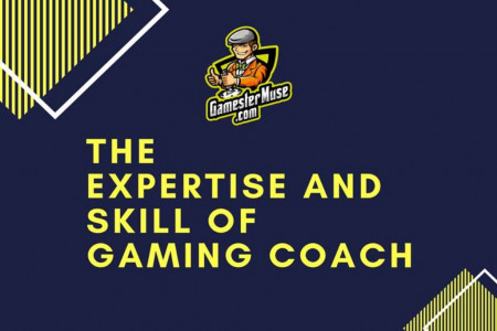 Be better with esports team coach Infographic