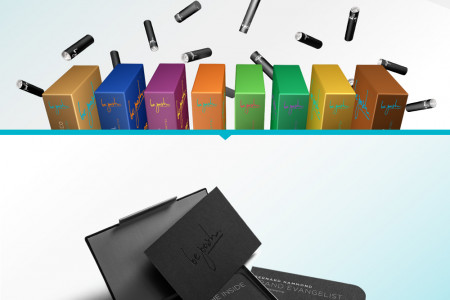 Be Posh - Electronic cigarettes Infographic
