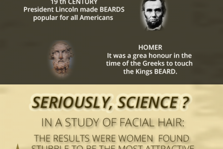Beardology Infographic Infographic