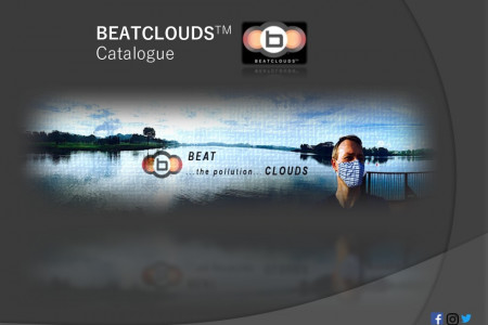 Beatclouds N95 Pm 2.5 Anti Pollution Face Mask Catalogue Infographic