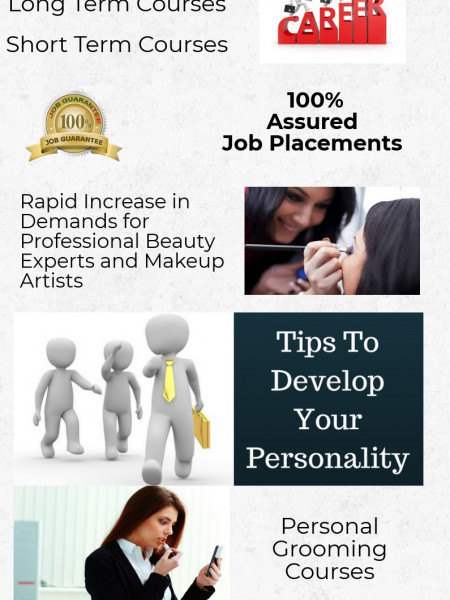 Beauty Institute in Hoshiarpur - 99 Institute Infographic