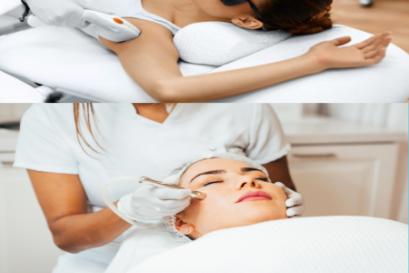 Beauty Treatments Amsterdam Online Infographic