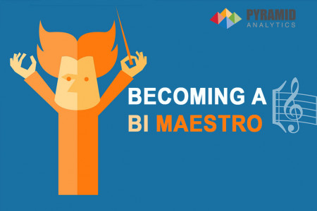Become a BI Maestro Infographic