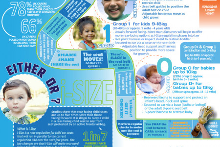 Become a Car Seat Champion Infographic