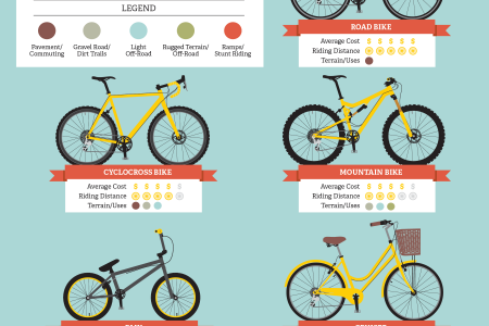 Beginner's Guide to Choosing a Bike Infographic