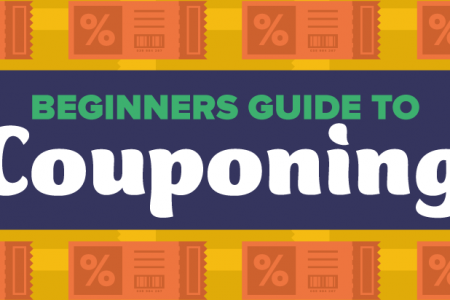Beginners Guide To Couponing Infographic
