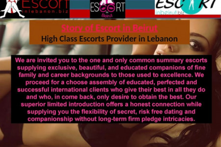 Beirut Escort Agency: the address for satisfied men Infographic