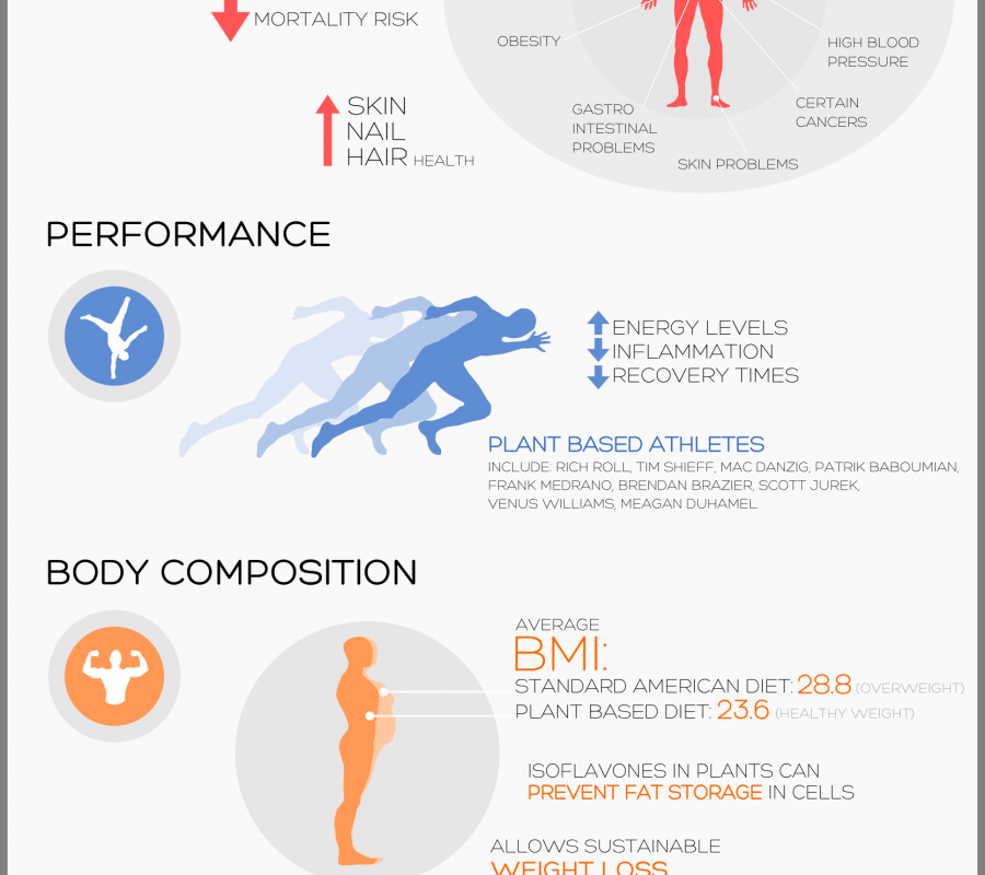 benefits of a plant based diet for athletes