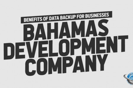 Benefits Of Data Backup For Businesses | Bahamas Development Company Infographic