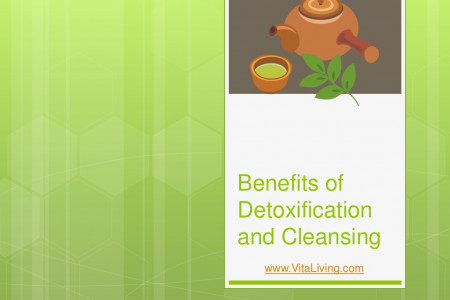 Benefits of Detoxification and Cleansing Infographic