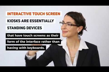 Benefits of Interactive Touch Screen Rental in Dubai Infographic