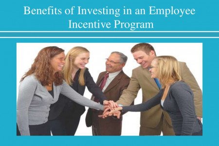 Benefits of Investing in an Employee Incentive Program Infographic