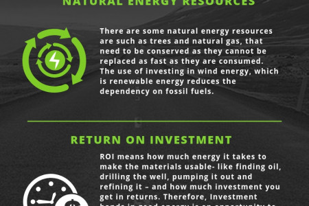 BENEFITS OF INVESTING IN RENEWABLE ENERGY Infographic