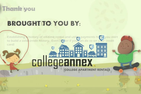 Benefits of Living off-campus Apartment Infographic
