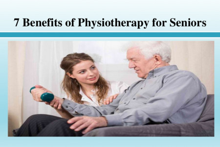 Benefits of Physiotherapy for Seniors Infographic