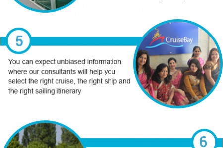 Benefits of Planning Cruise with the CruiseBay Infographic