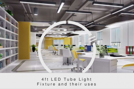 Best 4ft LED Tube Lights From LEDMyplace Infographic