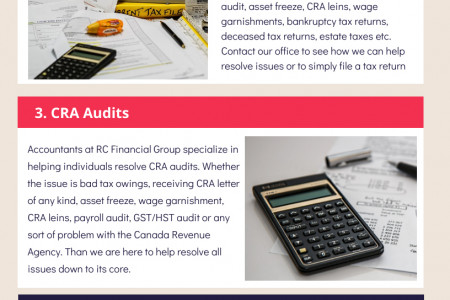 Best Accountant In Toronto Infographic