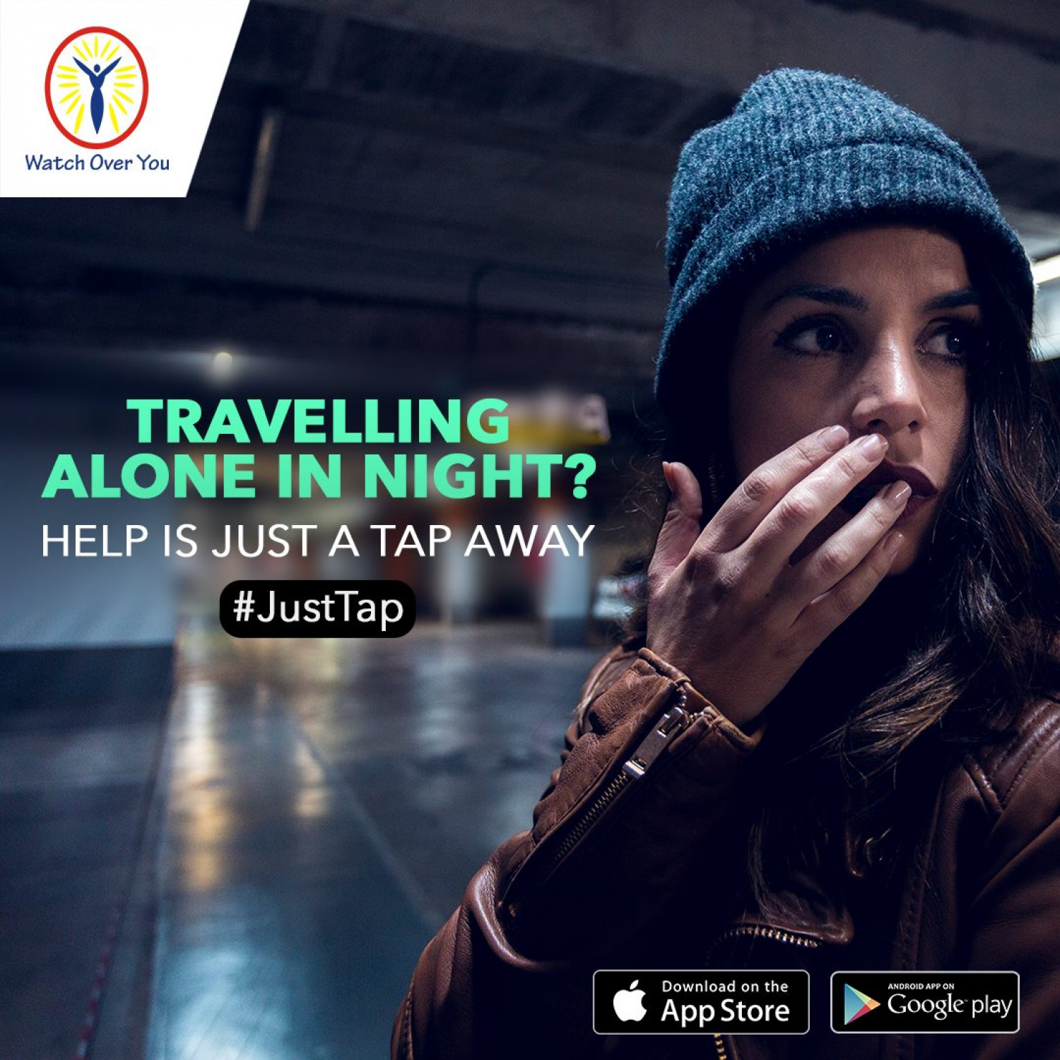 Best App for Women Safety in India Infographic