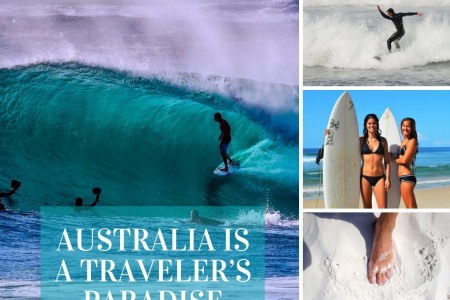 Best Australian Vacation for 2019 Infographic