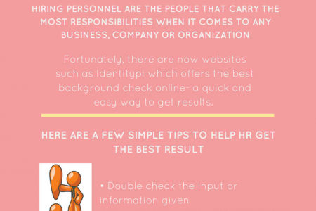 Best Background Check Online Tips  Infographic