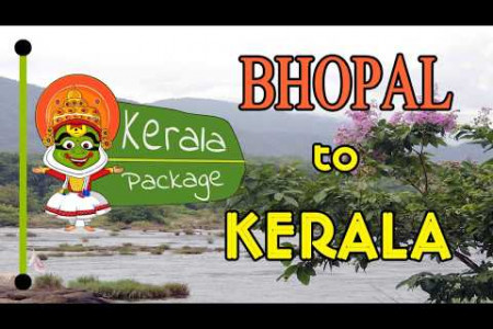 Best Bhopal to Kerala Tour Packages Infographic