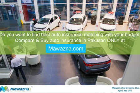 Best car insurance company in Pakistan Infographic