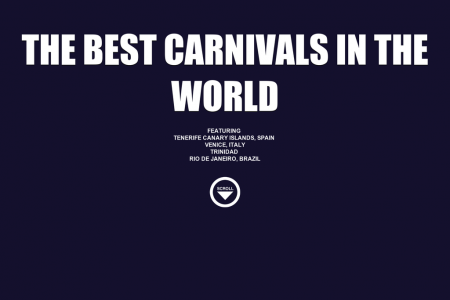 Best Carnivals in the World Infographic