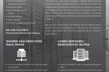 Best Colocation Service Providers Infographic