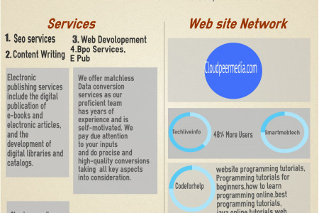 Best content writing service, web content writing service Infographic