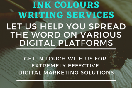 Best content writing services in Jaipur Infographic