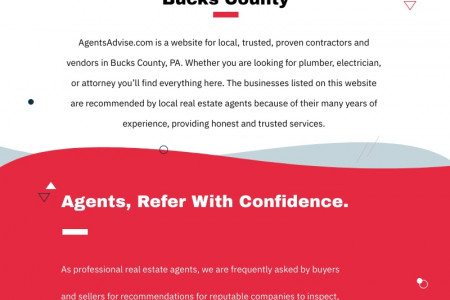 Best Contractors in Bucks County Infographic