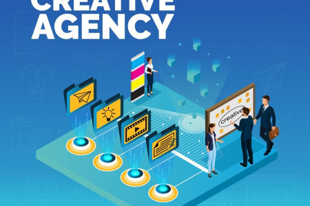 Best Creative Agency in India: Sprink Digital Infographic