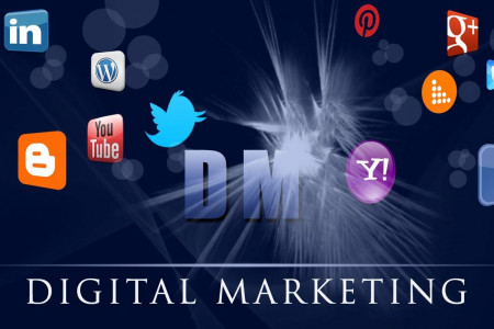 Best Digital Marketing Agency of Gandhinagar , Gujarat Infographic