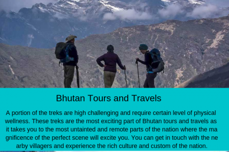 Best Druk Path Trek in Bhutan Infographic