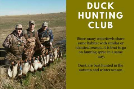 Best Duck Hunting Club In Colorado Infographic