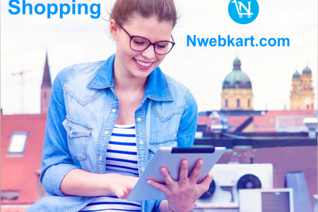Best eCommerce platform in India | build your career with nwebkart Infographic