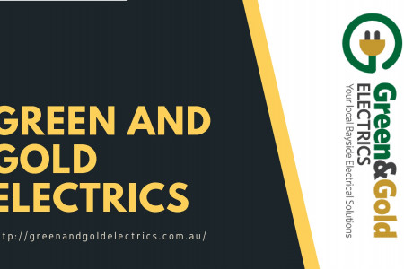 Best Electrician Hampton - Green and Gold Electrics Infographic