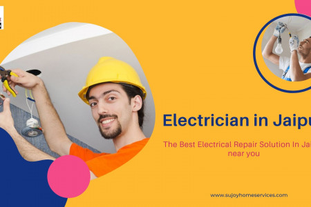Best Electrician In Jaipur Infographic