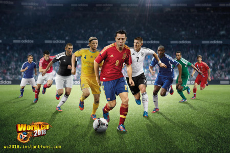 Best Eleven: World Cup 2018 PC H5 Game Infographic