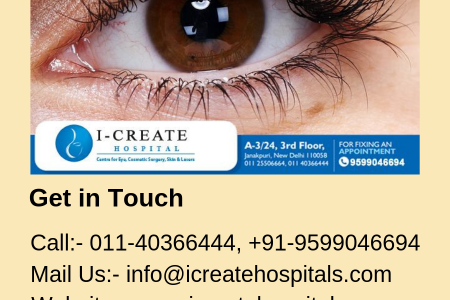 Best Eye Hospital Janakpuri Infographic
