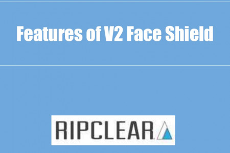Best Face Protectors USA - Ripclear Infographic