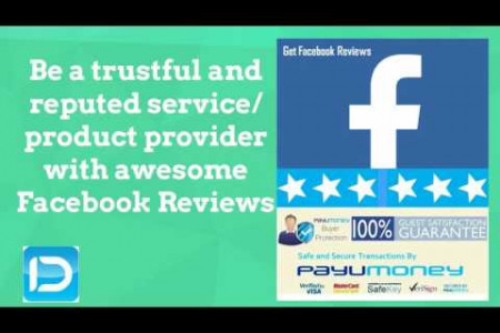 Best Facebook Reviews Company Infographic