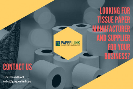 Best Facial Tissue Manufacturer and Supplier  Infographic
