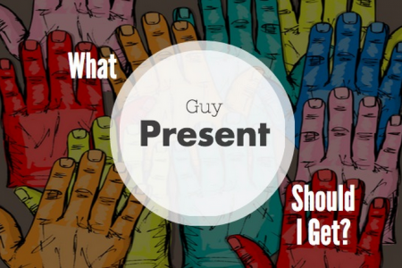 Best Gifts For Guys Under $50  Infographic