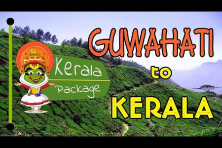 Best Guwahati to Kerala Tour Packages Infographic