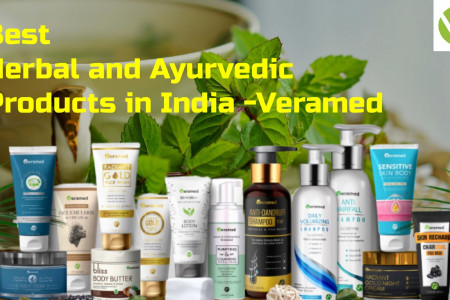 Best Herbal and Ayurvedic Products in India By Veramed  Infographic