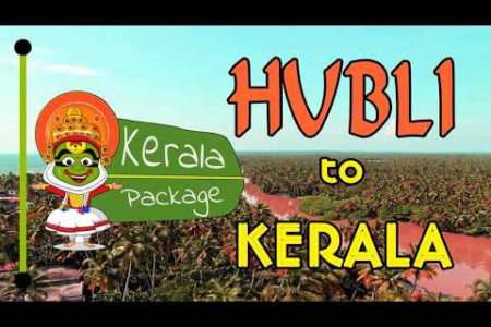 Best Hubli to Kerala Tour Package Infographic