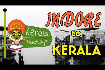 Best Indore to Kerala Tour Package Infographic